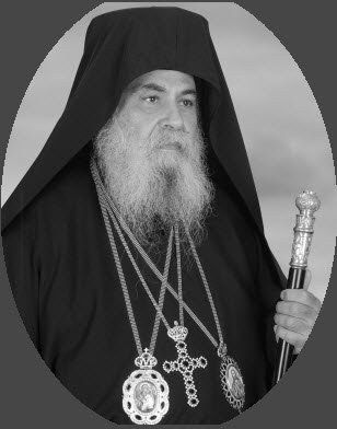 Archbishop Kallinikos of Athens